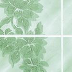 Стеновые панели с рисунком. Летняя лилия.