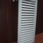 Экран для радиаторов отопления. Материал - ПВХ.