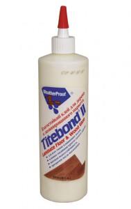Клей для паркета, ламината Titebond II Laminate Flooring & Wood Glue