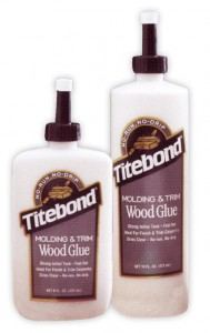 Клей для молдингов Titebond Molding&Trim Wood Glue