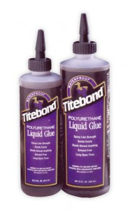 Клей для дерева Titebond Polyurethane Liquid Glue