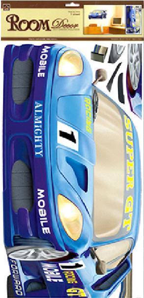 3075 RDA Синяя машина