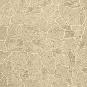 Панель стеновая листовая Камень Белый