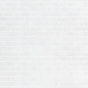 Панель стеновая листовая Кирпич Белый