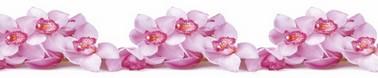 Кухонный фартук Орхидея