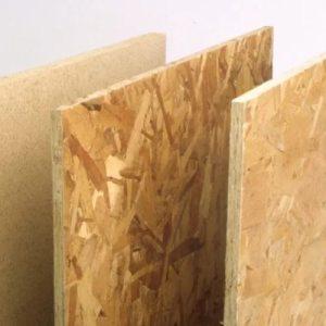 Плиты древесные