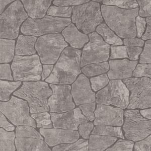 Панель стеновая листовая Камень Натуральный серый